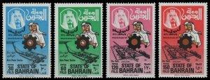 1974 Bahrain 218-221 National holiday 13,00 €