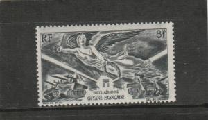 French Guiana  C11  MH  (1946 Victory Issue)