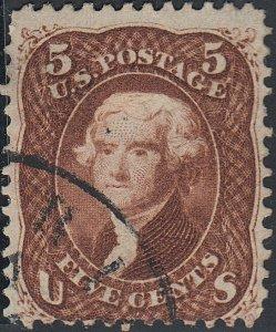 U.S. 75 Used F (81619)