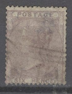 COLLECTION LOT # 2208 GREAT BRITAIN #27 1856 CV=$100