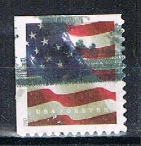 UNITED STATES A49 - 2017 US Flag used