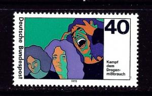 Germany 1200 NH 1975 Issue