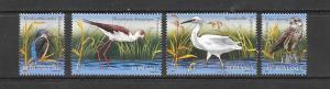 BIRDS - ROMANIA #5089-92  MNH