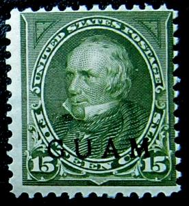 GUAM 10 Mint AVF SCV$150.00 Rich Color