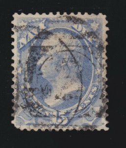 US O42 15c Navy Department Official Used w/ Fishtail 2 Duplex Cancel SCV $75