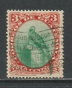Guatemala   #294  used  (1939)  c.v. $1.75
