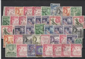 Malta Stamps Ref 24247