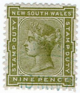 (I.B) Australia - NSW Revenue : Stamp Duty 9d