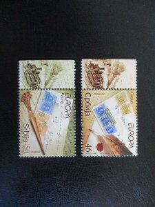 Serbia #431-32 Mint Never Hinged (M3J8) WDWPhilatelic 3
