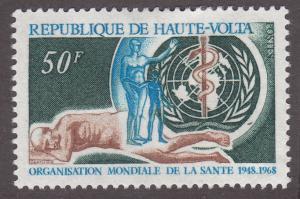 Burkina Faso 189 WHO 1968