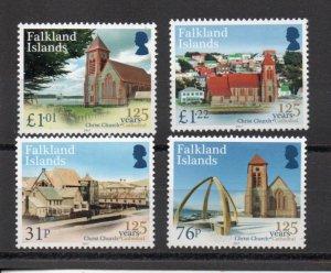 Falkland Islands 1209-1212 MNH