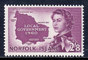 Norfolk Island - Scott #42 - MNH - SCV $16