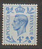 GB George VI  SG 508 mountd mint