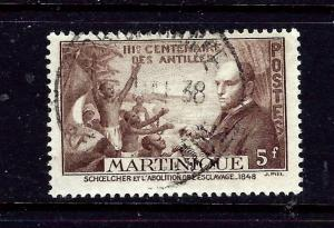 Martinique 177 Used 1935 issue