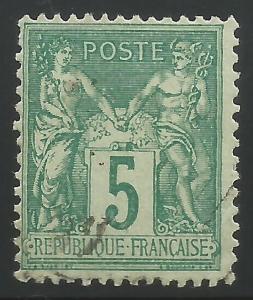 FRANCE 78 VFU TII E237-6