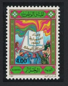 Algeria National Charter SG#925