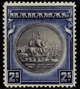 BAHAMAS GV SG131, 2s slate-purple & deep ultramarine, M MINT. Cat £27.
