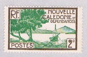 New Caledonia 137 MLH Paletuviers Point 1928 (BP3233)