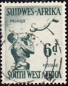 Namibia #254   Used