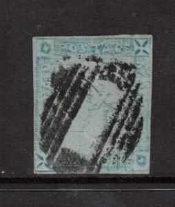 Mauritius #14Bd (SG #39) Used & Scarce  **With Certificate**