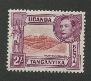 KENYA, UGANDA & TANZANIA #81 MINT
