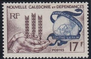 New Caledonia 323 MNH (1963)