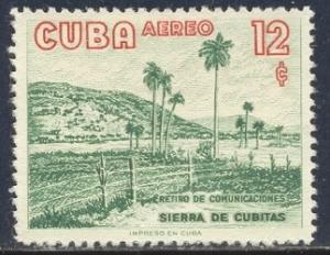 Cuba Scott #'s C154 MH
