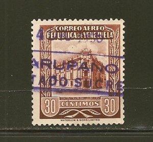 Venezuela C601 Airmail  Used