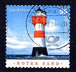 Germany Bund Scott # 2291A, used