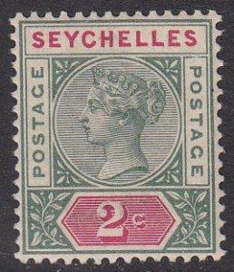 Seychelles 1a MNH CV $8.50