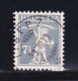 Switzerland 162 U William Tell's Son (B)