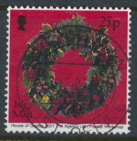 Isle of Man   SG 966 SC# 936  Christmas 2001   see details