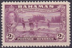 Bahamas #143  F-VF Unused  CV $6.25 (Z3404)