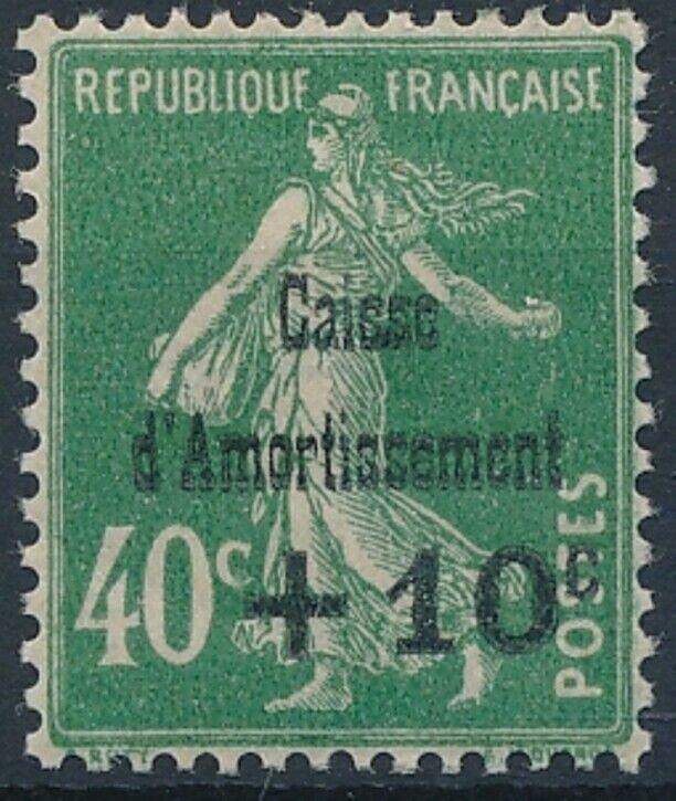 [I1490] France 1929 good stamp very fine MH $25