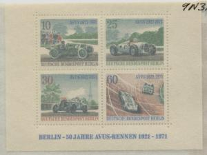 GERMANY BERLIN  9N315  MNH