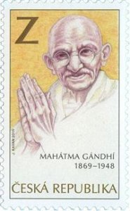 Czech Republic 2019 MNH Stamps Mahatma Gandhi