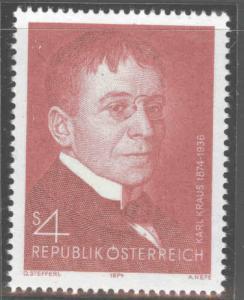 Austria #986 MNH CV$0.65
