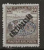 Hungary 2N42 m [ac06]