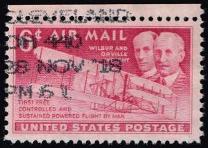 US #C45 Wright Brothers; Used (0.25)