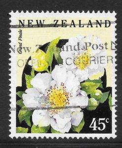 New Zealand Used  [9294]