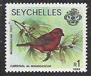 Seychelles #396 MNH Single Stamp