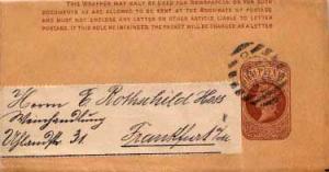 Great Britain, Postal Stationery
