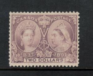 Canada #62 Very Fine Mint Artfully Regummed To Look Never Hinged