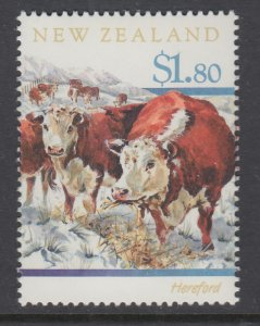 New Zealand 1411 MNH VF