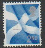 Great Britain Scotland SG S109  Used