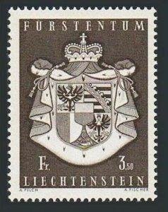 Liechtenstein 452,hinged.Michel 506. Coat of Arms 1969.