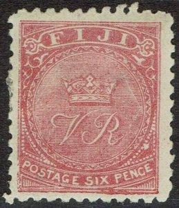 FIJI 1878 VR MONOGRAM 6D PERF 11