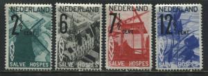 Netherlands 1932 Tourist Semi-Postal set of 4 unmounted mint NH
