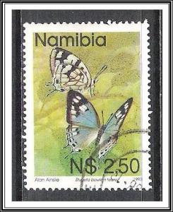 Namibia #753 Butterflies Used