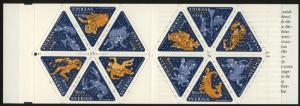 Sweden 2355g Booklet MNH Signs of the Zodiac